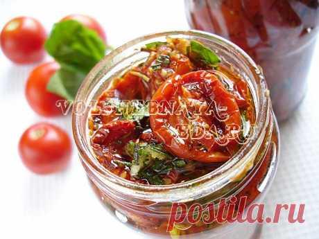Вяленые помидоры рецепт с фото | Волшебная Eда.ру