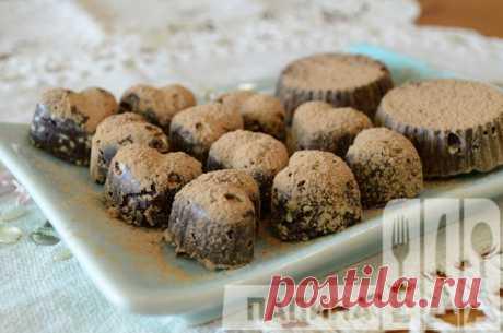 Рецепт шоколадных конфет из кэроба