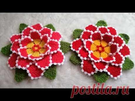 Katlı çiçek lif modeli (tasarım  Akgun gülün)