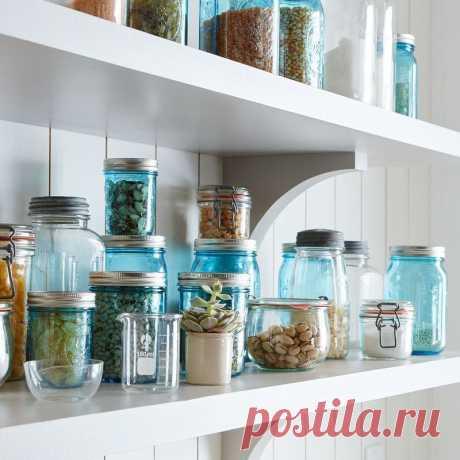 Аккуратная кухня: правильное хранение круп и специй - Postel-Deluxe.ru