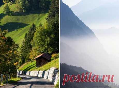 Мал, да удал: очаровательный Лихтенштейн — страна, в которой нет армии, но есть красота — Вокруг Мира