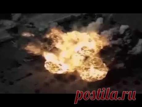 Успешные испытания крылатой ракеты Х-101 в Сирии