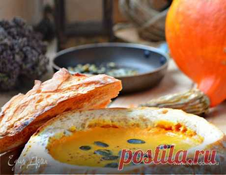 Итальянский тыквенный суп рецепт 👌 с фото пошаговый   Едим Дома кулинарные рецепты от Юлии Высоцкой