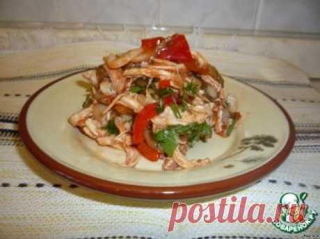 """Салат """"Маркиза"""" - кулинарный рецепт"""