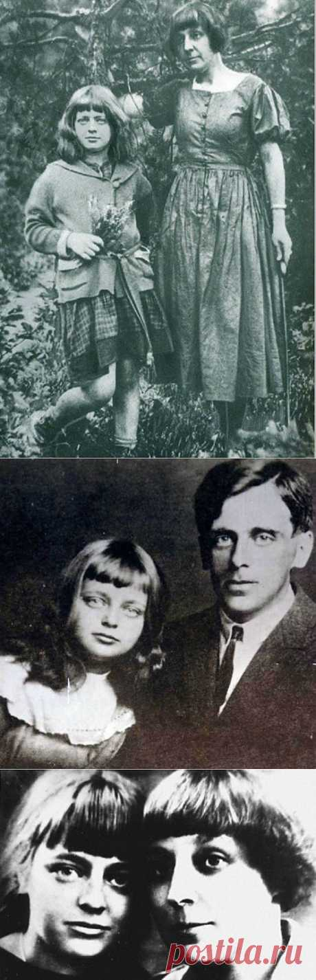 Дочь Марины Цветаевой | Искусство
