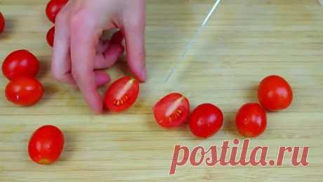 То, что я делаю с помидорами на зиму, перевернёт Ваше сознание