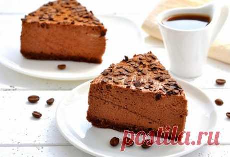 Шоколадный торт без выпечки Шоколадный торт без выпечки    Любите оригинальные и простые в приготовлении десерты?  Попробуйте приготовить шоколадный торт без выпечки. Это изумительно нежный, воздушный и легкий десерт, который об…