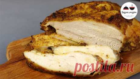 Пастрома из куриного филе - Простые рецепты Овкусе.ру