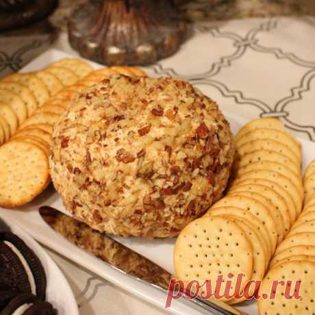 Сырный шар с крекерами (закуска) рецепт с фото пошагово Сырный шар с крекерами (закуска) - пошаговый кулинарный рецепт приготовления с фото, шаг за шагом.