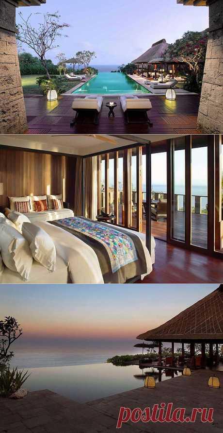 Bulgari - роскошный курорт на Бали | КрасиВО!!!