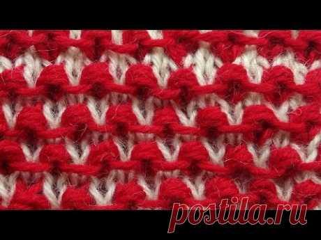 Los chichones entretenidos - la cinta de la labor de punto por los rayos Knitting pattern 17