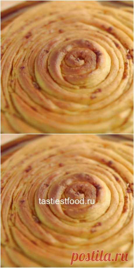 Рецепт хлеба с чесноком в духовке