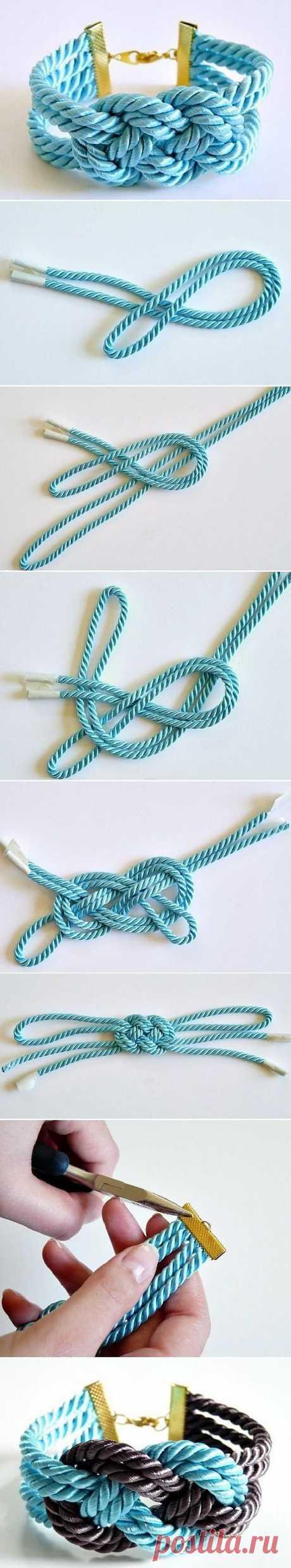 DIY браслет