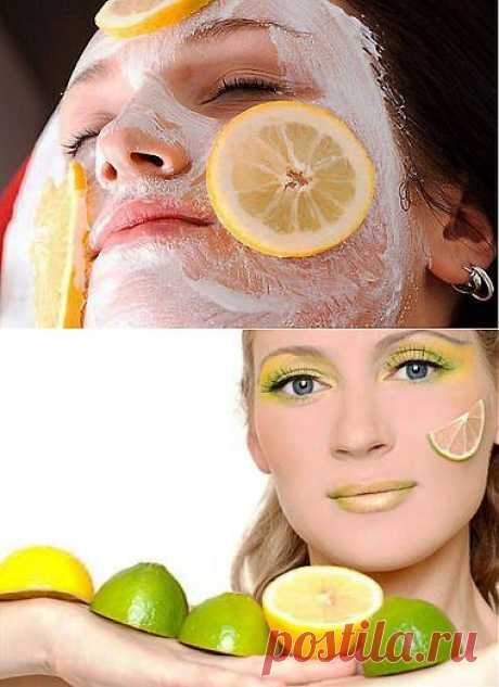 Косметика из лемона Красота и здоровье