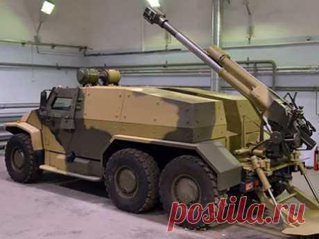 Летающая артиллерия: главная интрига новой самоходки для ВДВ — Рамблер.Новости