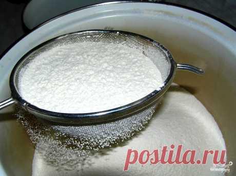 Постный пирог с капустой - пошаговый рецепт с фото на Повар.ру