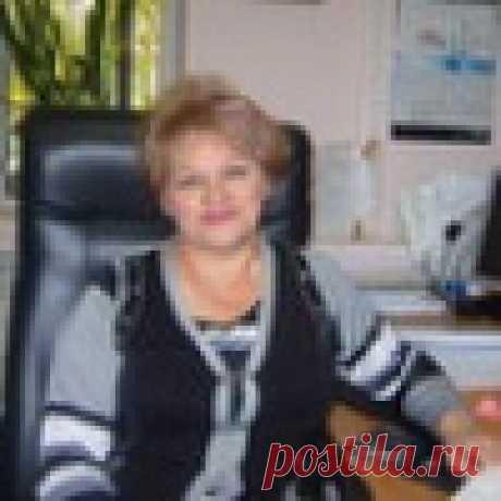 Ольга Шебалина