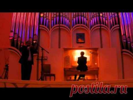 """Отар Амаи (""""В чужих пустынях"""") Карен Вирабян - дудук, Тимур Халиуллин - орган"""
