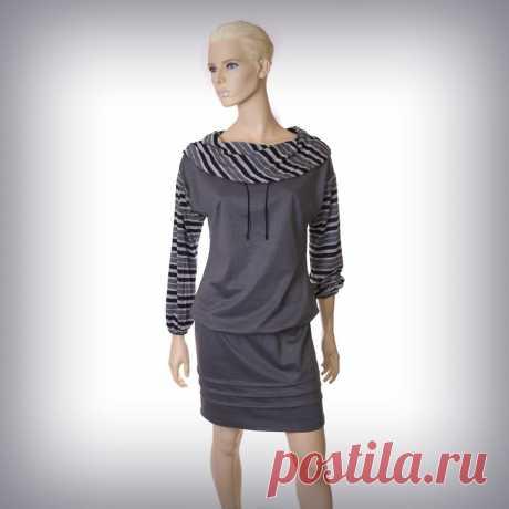 Нарядные теплые платья - оригинальные расцветки и дизайн! ― Одежда для Вас