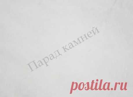 мрамор Полоцкий - Белый мрамор