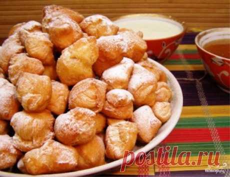 Баурсак узбекский - пошаговый кулинарный рецепт с фото на Повар.ру