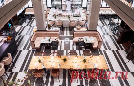 Чем интересен парижский ресторан Brasserie Lutetia :: Впечатления :: РБК.Стиль