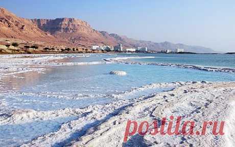 Какие чудеса есть на Мёртвом море? | Мир вокруг нас
