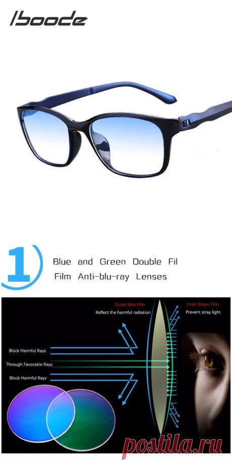 Мужские очки Iboode для чтения при дальнозоркости | Мужские очки для чтения