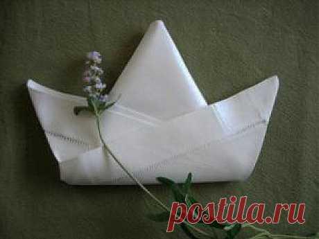 Как сложить салфетку в виде тюльпана? - Кулинарные советы для любителей готовить вкусно - Хозяйке на заметку - Кулинария - IVONA - bigmir)net - IVONA - bigmir)net