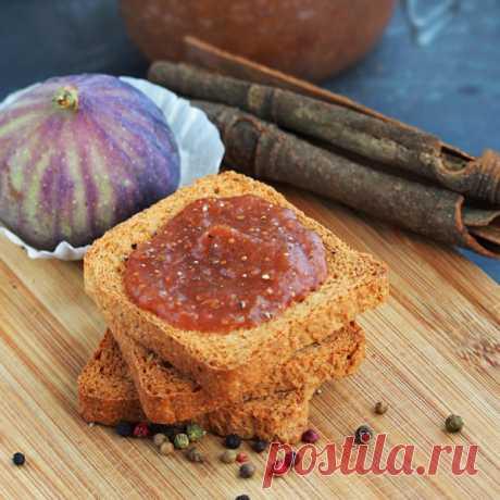 Инжирный джем рецепт с фото пошагово Инжирный джем - пошаговый кулинарный рецепт приготовления с фото, шаг за шагом.