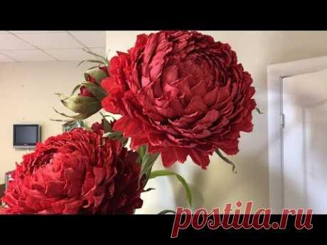 Ростовой цветок. Пошаговая инструкция. The growth of the flower. Step by step instructions