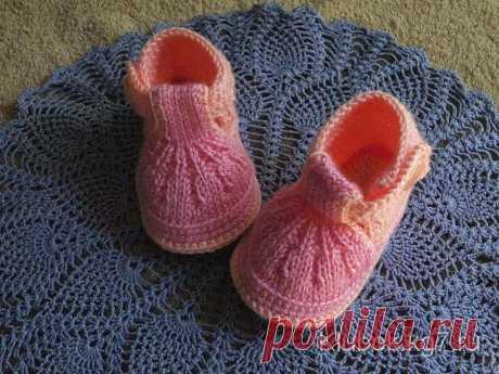 Пинетки, носочки | Клубок