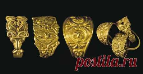 Выставка кельтского золота открылась в Германии | Культура и искусство