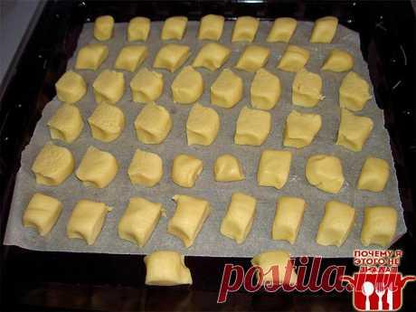 Кулинария >Мучное печенье