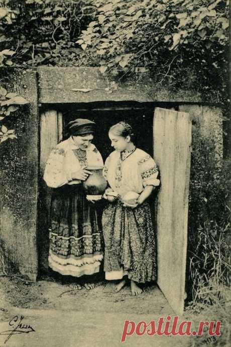 17 фото о том, как выглядели украинки 100 лет назад   Женский Журнал