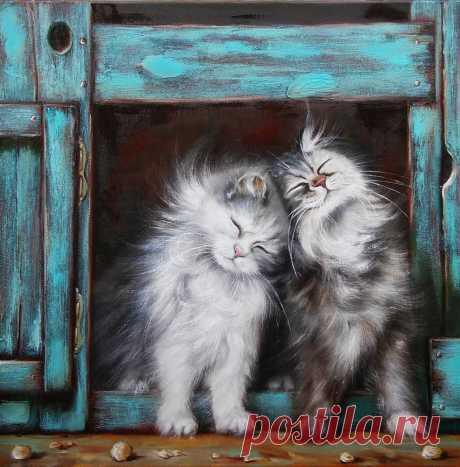 декупаж картинки кошки: 5 тыс изображений найдено в Яндекс.Картинках