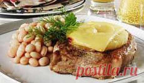 Как эффектно запечь обычную свинину на косточках? | Еда и кулинария