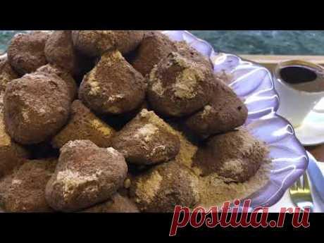 Нереально вкусное и быстрое печенье Трюфель