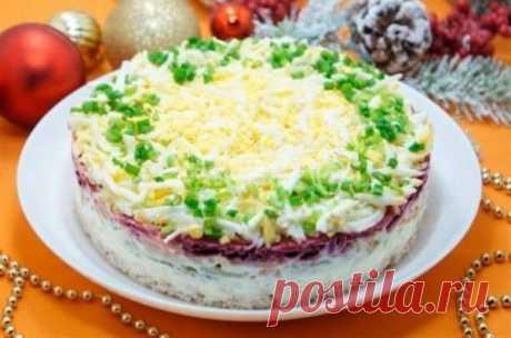 Думай что хочешь, но вместо оливье, теперь готовь мне этот салатик » Кулинарный сайт