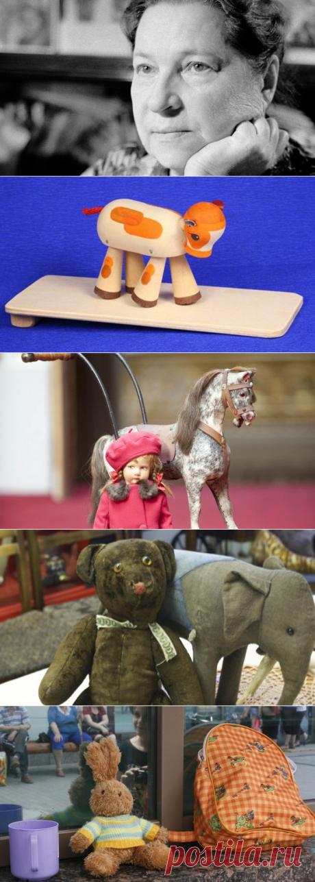 Agniya Bartho. Verses and toys