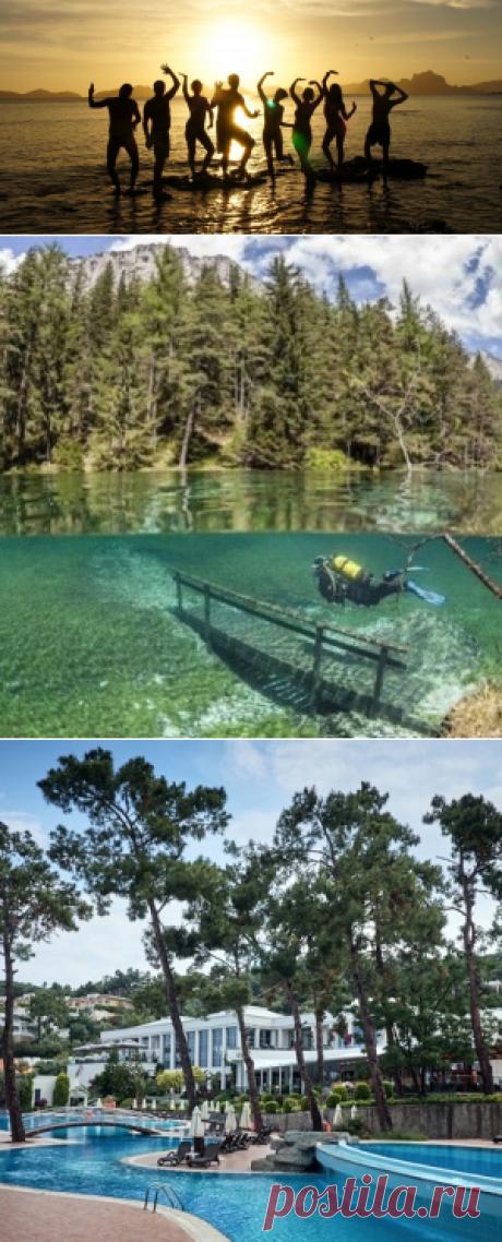 10 мест для нестандартного путешествия - МирТесен