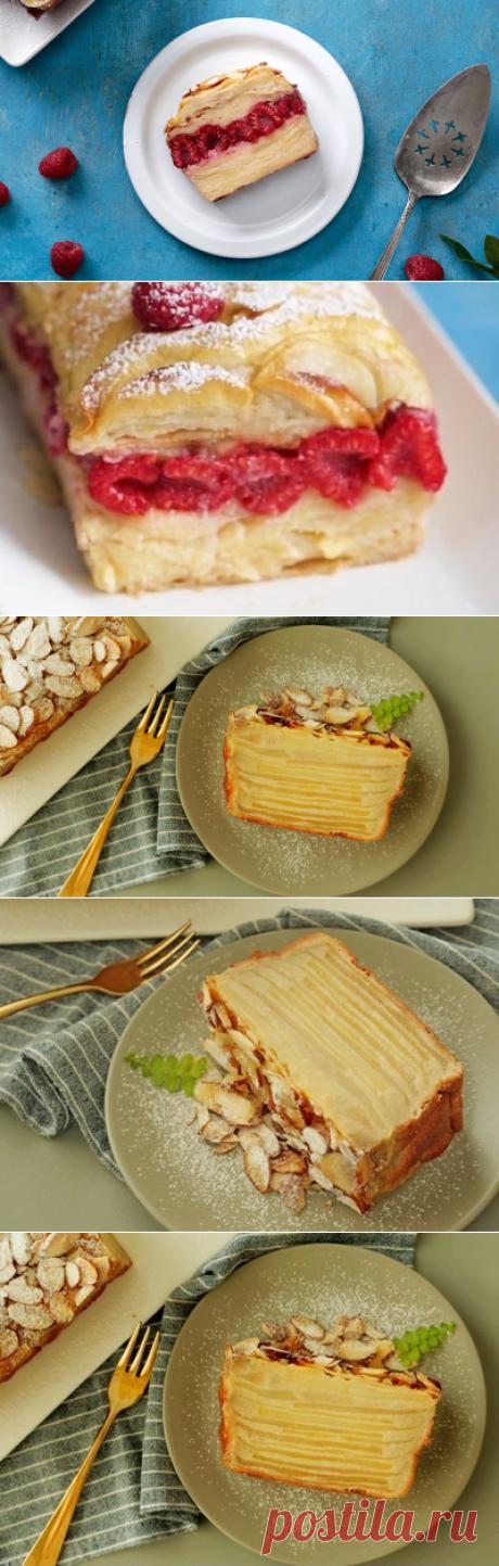 Невидимый яблочный пирог - самые лучшие рецепты с фото пошагово