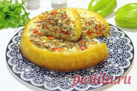 Заливной пирог в мультиварке » Рецепты - готовим дома | «Наобед.kz»