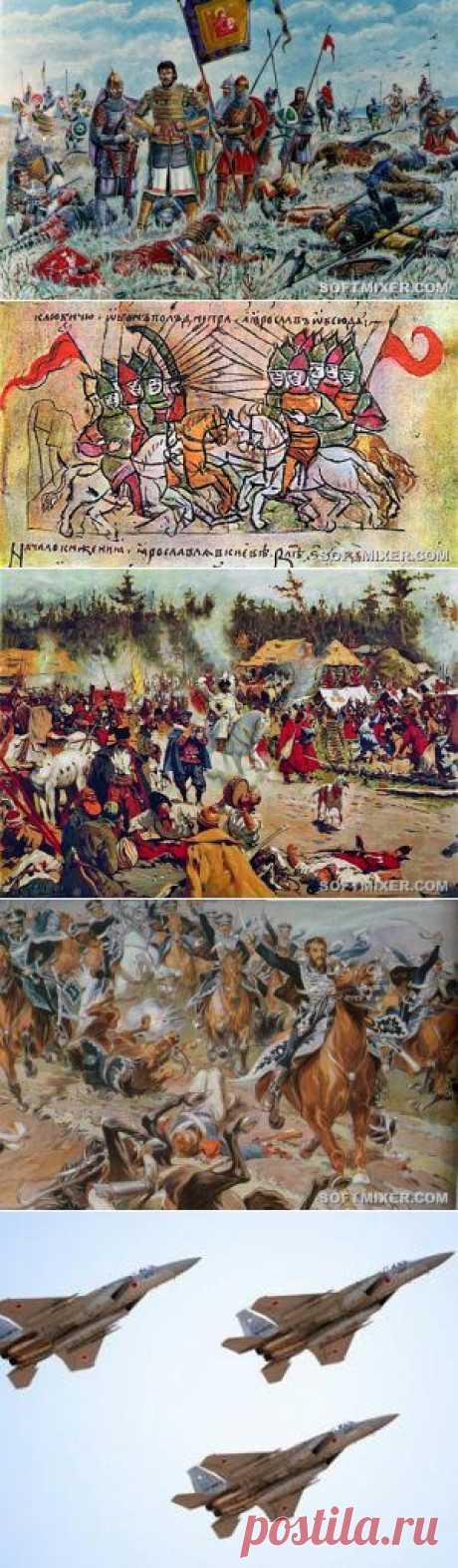 Сколько раз воевала Россия| Любители истории