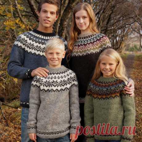 цитата vera_lazareva : Жаккардовые пуловеры с круглой кокеткой спицами (схемы+МК) (14:42 24-12-2018) [4690290/446600788] • ninanina345@ukr.net