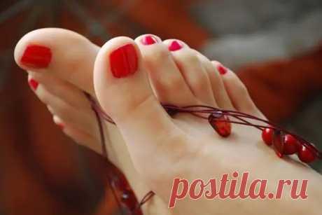 Что форма пальцев ног может рассказать о характере - Гороскоп - медиаплатформа МирТесен