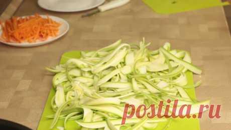 Лапша из молодых кабачков и еще 4 рецепта. Вы удивитесь насколько это просто и вкусно | IrinaCooking | Яндекс Дзен