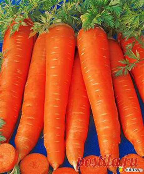 Сею морковь по собственной технологии.