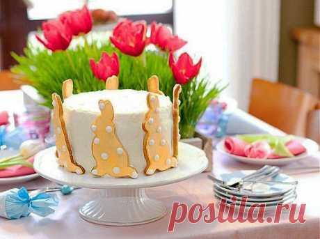 Как украсить пасхальный стол: ТОП-10 ярких весенних идей - Сервировка стола - праздничная сервировка салфеток - украшение стола - сервировка блюд - IVONA - bigmir)net - IVONA - bigmir)net