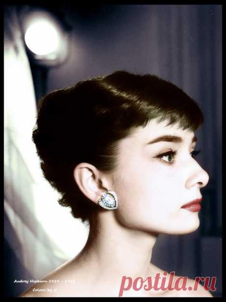 Audrey Hepburn (2) | oneredsf1 | Flickr